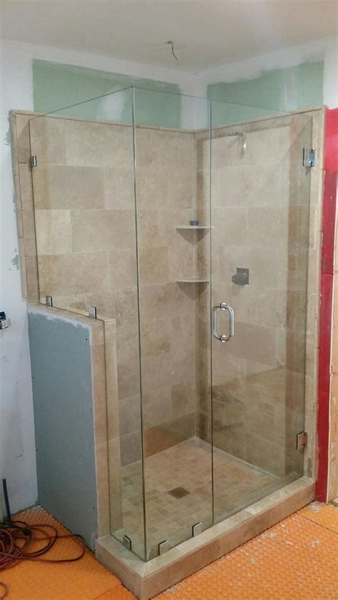 Glass Shower Door Installers Frameless Shower Doors Custom Glass Shower Doors Atlanta Ga