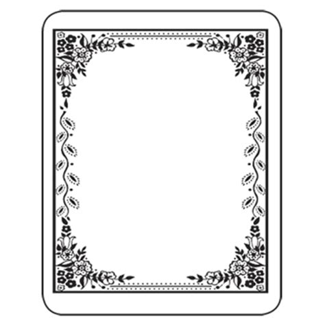 bookplates laser inkjet bookplates elegant border