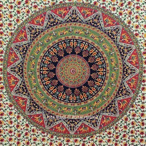150cmx130cm Boho Wall Carpet Tapestry Mandala Tapestry 9 size multicolor bohemian mandala cloth fabric throw
