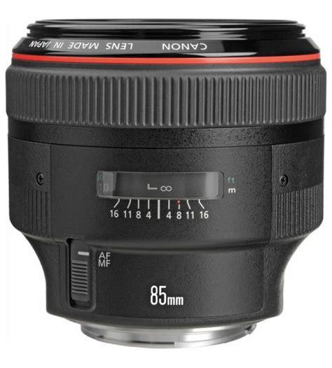 Lensa Canon Ef 50mm F 1 2 L Usm canon ef 85mm f 1 2l ii usm