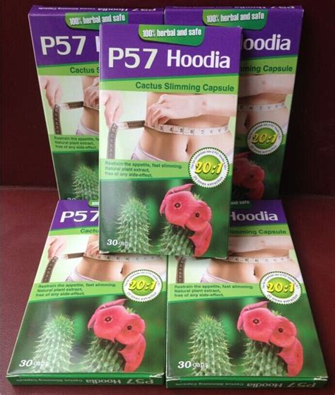 Diskon P 57 Hoodia Slimming New Version herbal asset bold slimming pill without side