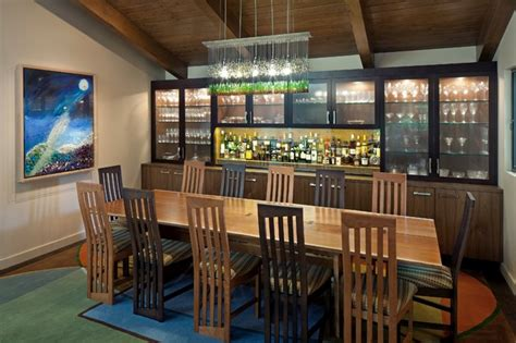 Bars For Dining Room by Brentwood Sullivan Midcentury Dining Room Los Angeles By Susan Design