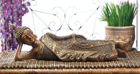 buddha home decor statues buddha statue zen figurine lying sculpture