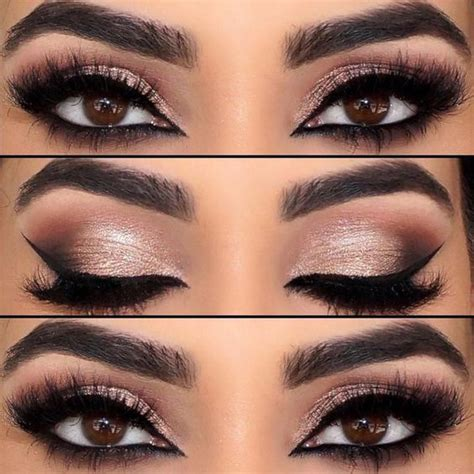 66 Ways Of Applying Eyeshadow For Brown Eyes   Makeup