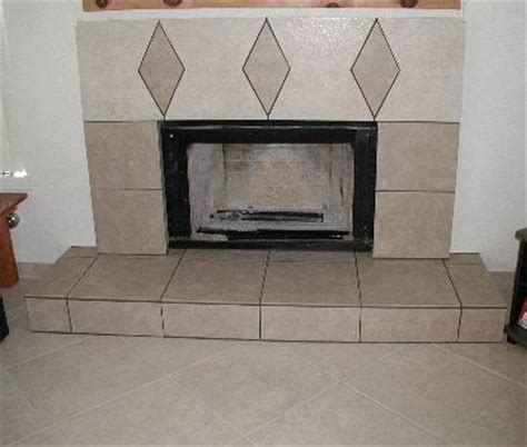 tiling brick fireplace ceramic tile advice