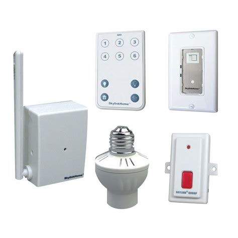 Wireless Appliance Remote L Light Switch by Chamberlain Keyless Entry With Myq Technology 940ev P