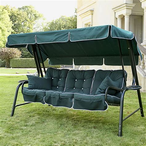 costco outdoor swing patio swing with canopy costco home design ideas