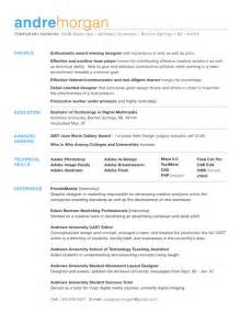 Curriculum Vitae Components by 36 Beautiful Resume Ideas That Work