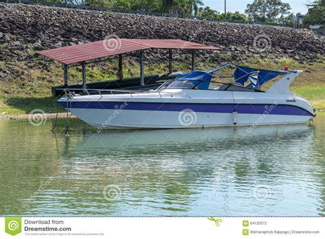 boat motors river motor boat in the river stock photo image 64120372