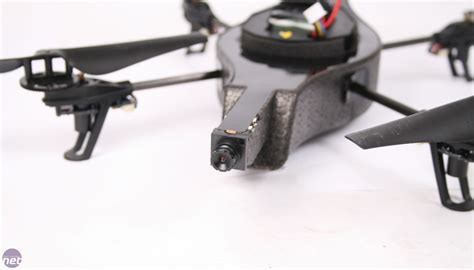 Ar Drone parrot ar drone rc helicopter review bit tech net