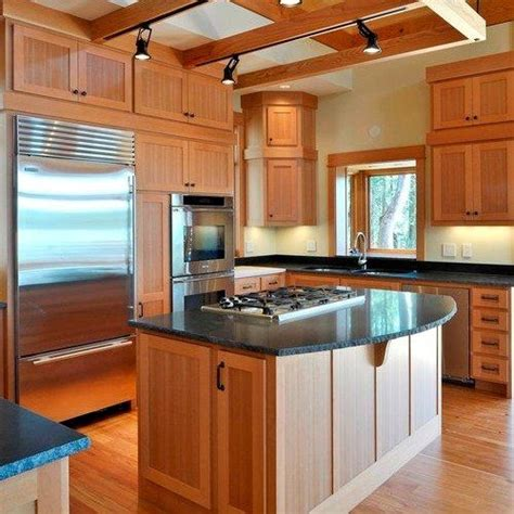natural maple kitchen cabinets kitchen contemporary with ceiling lighting clerestory island natural maple kitchen cabinets in contemporary style
