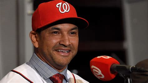 Cubs Bench Former Cubs Bench Coach Dave Martinez Perfect Fit As