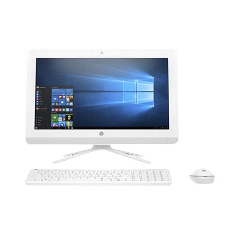Pc Hp All In One 20 C013d Dual J3060 500gb Win10 harga hp pc all in one 20 c013d intel celeron dual