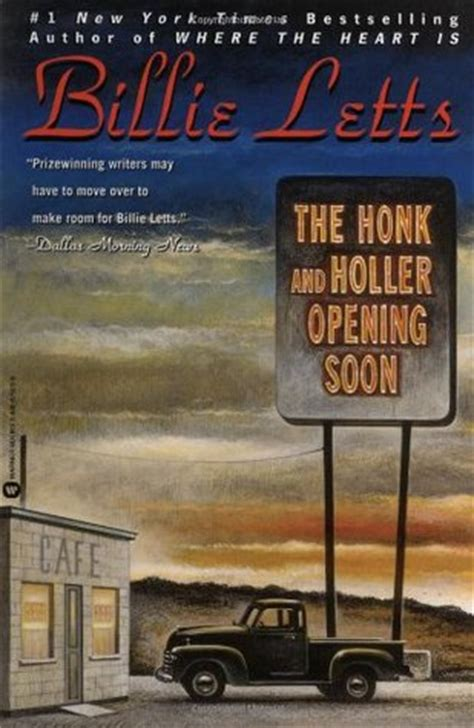 in the holler books the honk and holler opening soon by billie letts reviews