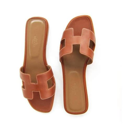 New High Heels Hermes Eth06 hermes gold oran sandals 38 5 or 8 orans shoes iconic classic at 1stdibs