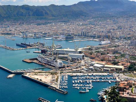 il porto di palermo il porto di palermo guarda al futuro messaggero marittimo