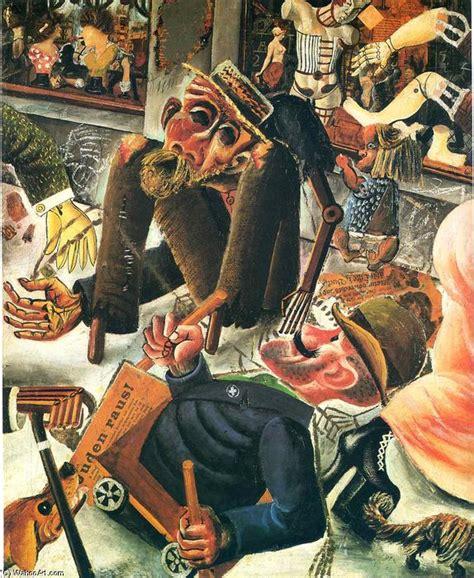 otto dix 1891 1969 pragerstrasse huile sur toile de otto dix 1891 1969 germany