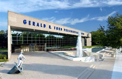 ford museum hours visit the gerald r ford library and museum national