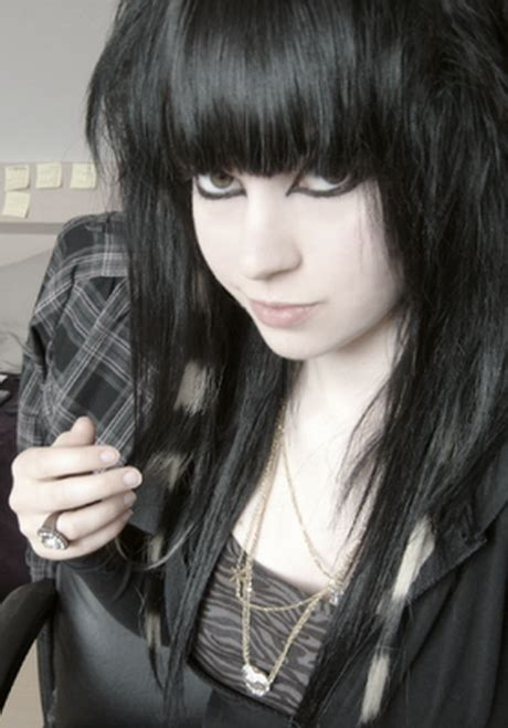 emo hairstyles for long hair emo hairstyles for girls with long hair