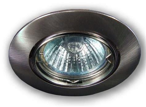 Lu Halogen einbaustrahler 12 v bis 65 mm einbautiefe len leuchten