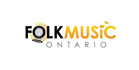 folk house music folk music ontario logos folk music ontario