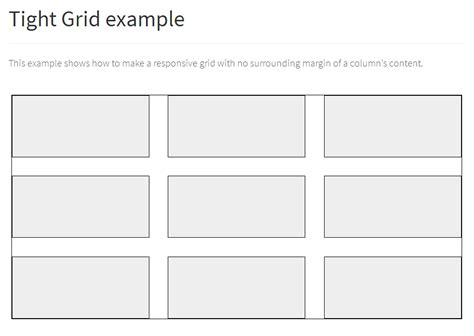 grid layout padding html items grid with inner padding only stack overflow