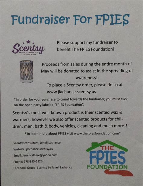 Jamberry Fundraising Letter Fpies In The News Taking Big Steps Fpies Events Near You The Fpies Foundation