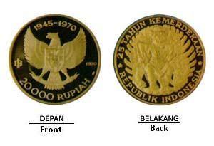 Uang 100 Rupiah Merak ngetik trus 15 mata uang indonesia yang sudah langka