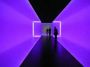 houston light installation turrell s quot light tunnel quot at the museum of arts