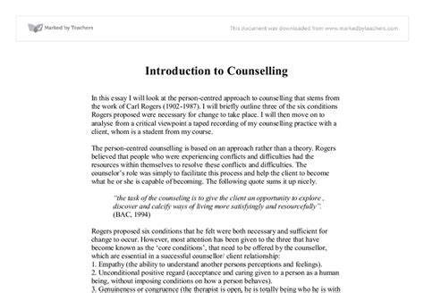 Counselling Theory Essay by College Essays College Application Essays Counselling Theory Essay