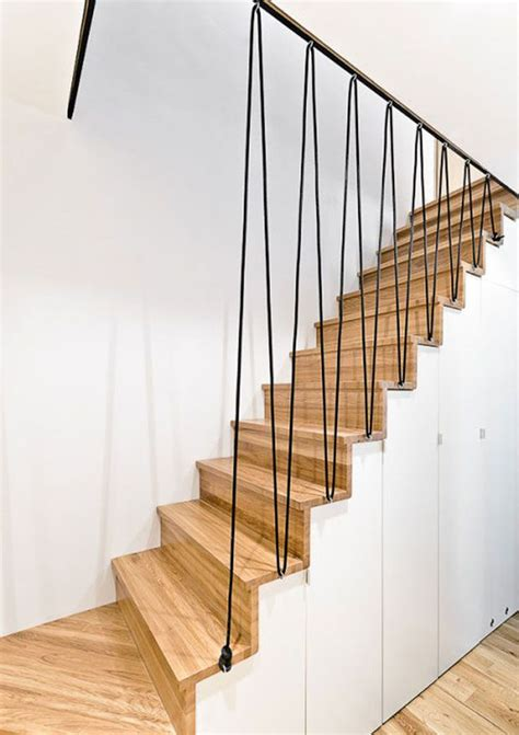 25 best ideas about stair handrail on