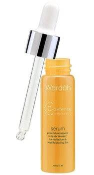 Wardah C Defense Serum macam harga serum wardah untuk kulit berjerawat berminyak