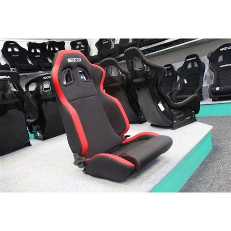 sparco r100 reclining sport seat gsm sport seats