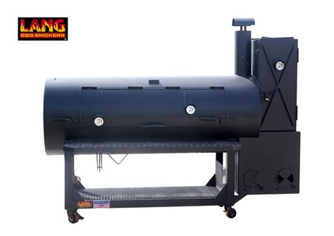 Hybrid Kitchen 84 Quot Cart Deluxe Smoker Cooker