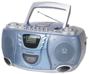 Go Portable Dvd Boom Box Suffers From A Split Personality by Portable Dvd Cd Player Cassette Recorder Am Fm Radio 6