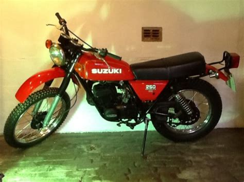 Ts 250 Suzuki For Sale Suzuki Ts 250 Motorcycle For Sale