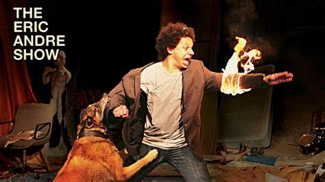 filme schauen the eric andre show comic star of the eric andr 233 show does the anti interview