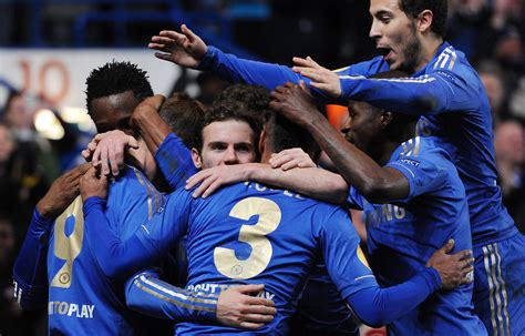 chelsea liga chions europa league quarter final draw 2013 date