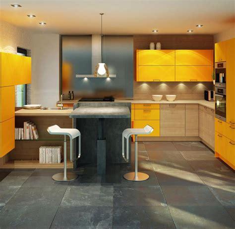 Günstige Neue Küchen by Wandfarben Beispiele Braun