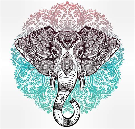 tattoo mandala hindu elefante hindu para imprimir buscar con google