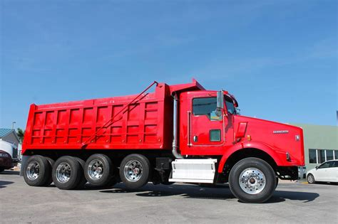kenworth t800 dump truck 2008 kenworth dump trucks for sale used trucks on