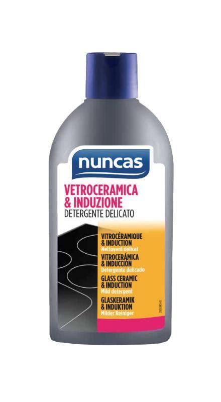 pulire piano cottura induzione vetroceramica 232 un detergente specifico per la pulizia