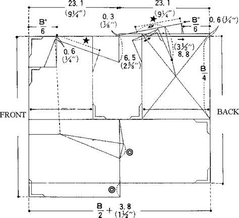 explain pattern drafting chone fashion
