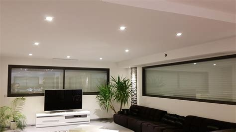Spot Plafond Salon by Spot Plafond Salon Faux Plafond Spot With Contemporain