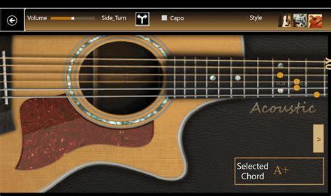 tutorial virtual guitar guitar chorderator for windows 8 1 download