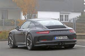 Porsche R Porsche 911 R Spied Wingless And Without Camo