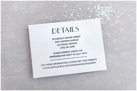wedding invitation shuttle service wording the essential guide to wedding invitation info cards roseville designs
