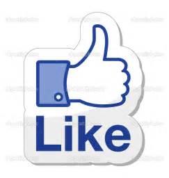 Like button stock vector 169 redkoala 10684529