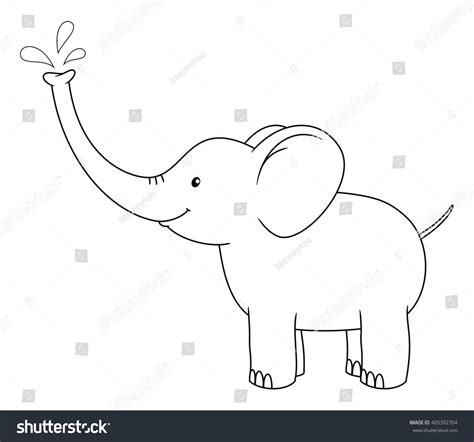 coloring books splashy 44 grayscale splashy coloring pages of females flowers butterflies animals food and more books black white baby elephant stock vector