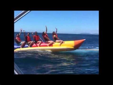 banana boat ride youtube eagle point beach dive resort banana boat ride youtube